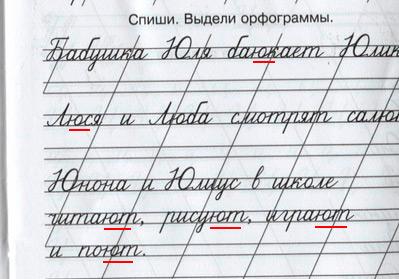 О.В.Узорова, Е.А.Нефедова - Мои первые школьные прописи